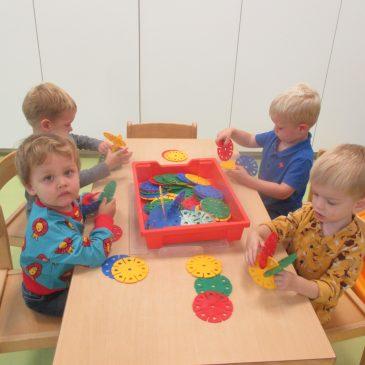 P : Onze eerste schooldag