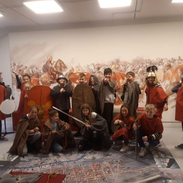 L5 : Gallo-Romeins museum