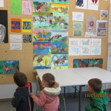 P: Kunst in de klas