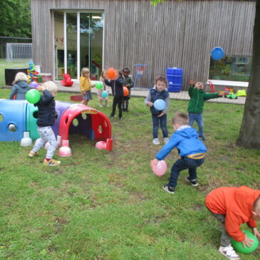 P: ballen en ballonnen